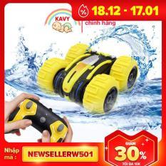 Xe điều khiển từ xa KAVY vượt được mọi địa hình đi được dưới nước, xoay 360 độ, lật 180 độ tốc độ cao tần số 2.4 GHZ