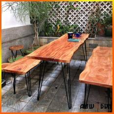 Ghế gỗ xà cừ console