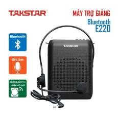 Máy trợ giảng Takstar E220 có dây Không dây Bluetooth ghi âm nghe nhạc FM hướng dẫn viên Giáo viênbán hàng
