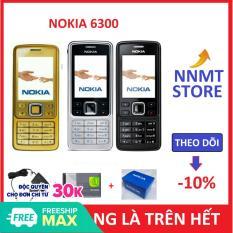 Điện thoại Nokia 6300 Nhiều Màu – (Máy + pin + sạc) – NNMT Store