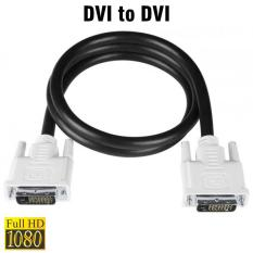 Dây cáp DVI Zin theo máy 1.5m, 2 đầu chống nhiễu