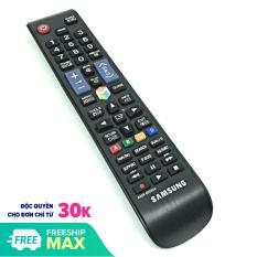 [Nhập ELJAN11 giảm 10%, tối đa 200k, đơn từ 99k]Samsung 594 – Remote điều khiển Tivi Samsung Smart thông minh AA59-00582A