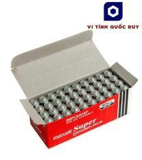 Pin 2A lớn Maxell nguyên hộp 40 viên. Made in Indonesia. Full box. Mới 100%. Vi Tính Quốc Duy.
