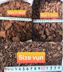 Vỏ thông khô trồng hoa lan 1kg