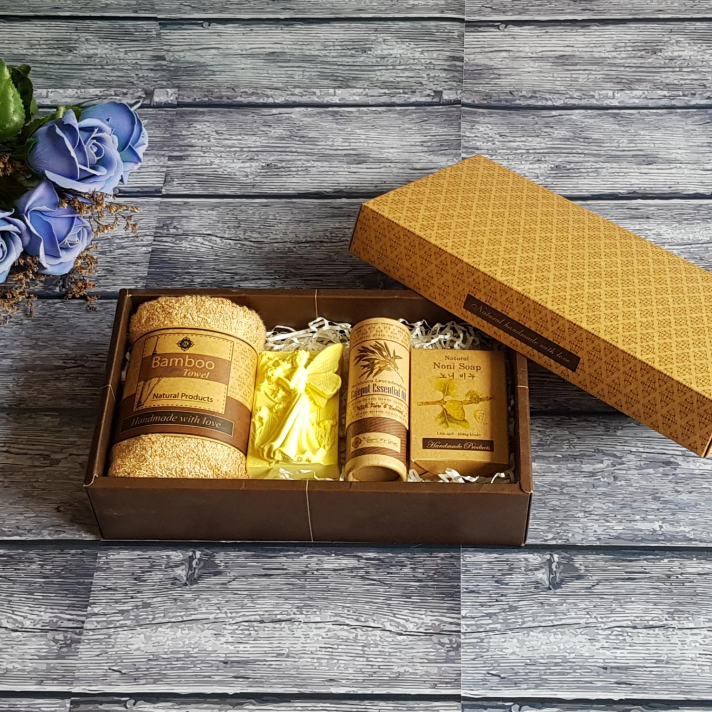 Quà tặng khách hàng Ecolife – Natural Customer Gift