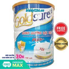 [sale]Sữa Goldsure dinh dưỡng đặc biệt dành cho trẻ suy dinh dưỡng và người lao lực lon 900g