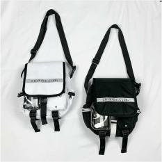 Túi Minibag Phản quang SS2 Colkids Club Unisex [ Đen và trắng ]