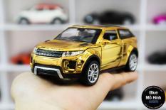 Mô hình xe Range Rover Evoque tỷ lệ 1:32 Gold