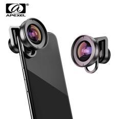 Ống kính góc rộng cho điện thoại Apexel 110 độ chuẩn 4K HD – Lens wide angle 110 độ