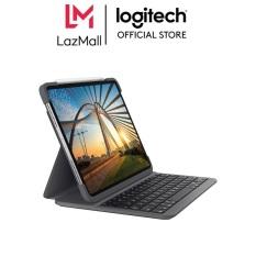 Bao da kèm bàn phím Logitech Slim Folio Pro dành cho iPad Pro 11inch (2020)