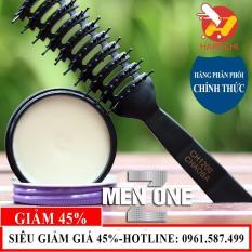 [BIGSALE 45%] Sáp vuốt tóc Apestomen Volcanic Clay Ver 3 Nắp nhôm – sáp vuốt tóc nam + Tặng 1 lược Chaoba tạo phồng – [HAKOCHI]