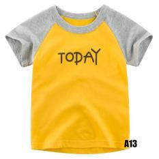 Áo bé trai hãng 27KIDS hàng Quảng Châu chất đẹp mềm mỏng