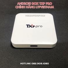 TXP PRO – TV BOX GIÁ RẺ XEM TRUYỀN HÌNH ỔN ĐỊNH S905W/2GB/16GB. THIẾT BỊ GIẢI TRÍ CHO TIVI, CÓ BLUETOOTH. Tặng kèm cáp av 1 ra 3