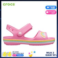 CROCS Giày xăng đan Crocband 206145-669 Trẻ Em