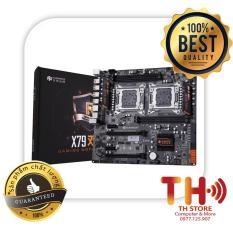 Mainboard Huananzhi X79 4D hỗ trợ Dual Xeon E5 2650v2 2689 ….16 nhân 32 luồng ~i9 9900k siêu khủng bảo hành đổi mới 100%