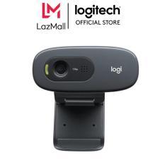 Webcam Logitech C270 HD – Dành cho Gọi Video góc rộng với micro giảm tiếng ồn và tự động chỉnh sáng, cắm và sử dụng ngay