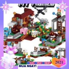 Lego giá rẻ, Lego Giá Rẻ Thế Giới MyCrap Của Bé 💖 Chuỗi Lego Giá Rẻ Trang trại
