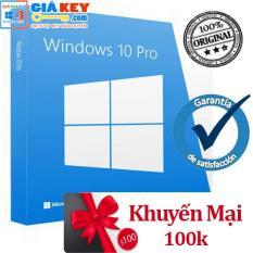 Bộ Cài Đặt Windown 10 Pro Bản Quyền