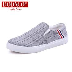 Giày lười nam giày mọi nam DODACO LVS0007