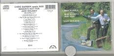 stereomate – Đĩa nhạc – CD gốc: Chris Barber Meet Rod Mason's Hot Five
