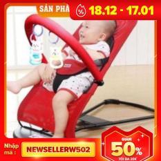 Ghế nhún cho bé ghế rung cho bé Tặng thanh treo đồ chơi MBPHUNG100