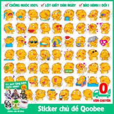 60 mẫu sticker hình dán decal tem xe rồng lai heo siêu dễ thương chống nước