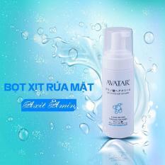 Bọt xịt rửa mặt Axit Amin – Sữa Rửa Mặt Dạng Bọt Làm Sạch Dành Cho Da Dầu Nhạy Cảm Avatar