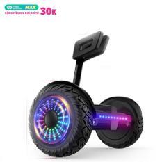 XE ĐIỆN CÂN BẰNG THÔNG MINH- Xe điện cân bằng Mini Robot – BẢN MỚI Có đèn led, tay xách