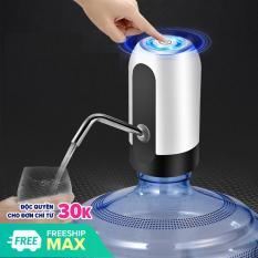 Máy bơm nước tự động cho bình nước khoáng,máy hút nước tự động sạc pin