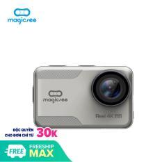 Camera hành trình Magicsee Z2 Pro – Caemra hành trình xe máy, camea hành trình ô tô- 4K60fps – Chống rung EIS – Màn hình cảm ứng