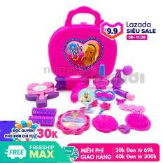 Đồ chơi trang điểm mẫu vali màu hồng dễ thương cho bé 1598AB [có video] – Thị trấn đồ chơi