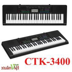 Đàn Casio CTK 3400