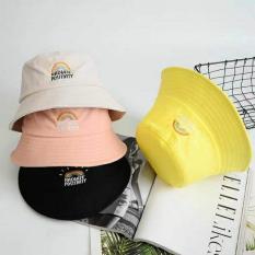 Nón Bucket,Mũ tai bèo Cầu Vồng Cute – Size Nam Nữ