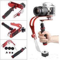 Bộ tay cầm giúp ổn định, chống rung máy ảnh, máy điện thoại Red Bow SLR DV