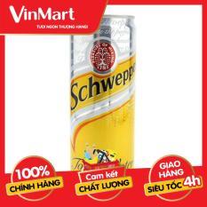 [Siêu thị VinMart] – Nước giải khát Schweppes Tonic lon 330ml