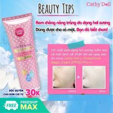 Kem chống nắng trắng da Cathy Doll SPF50 PA++ Thái Lan 138ml