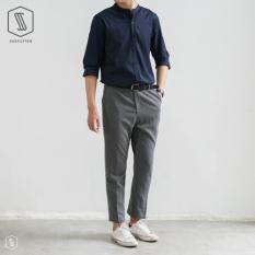 SSSTUTTER Quần Âu Nam Basic Great Life Pants