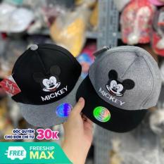 Nón Kết Snackpack Mickey Thời Trang Cho Bé 1T Đến 5T