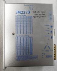 trình điều khiển động cơ bước ba pha AC220V 9.8A 3M2270