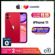 Điện thoại Apple iPhone 11 – Phân Phối Chính Hãng VN/A – Màn Hình Liquid Retina HD 6.1inch, Face ID, Chống nước, Chip A13, 2 Camera