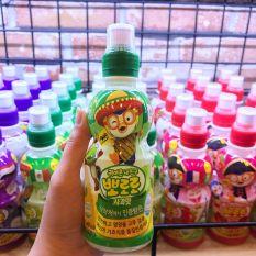 Nước trái cây pororo xanh lá 235ml