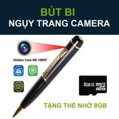 Bút Bi Nguy. Trang Camera – FULL HD – Ghi Âm rõ nét