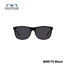 Kính Mắt Thời Trang Phân Cực Chống Tia UV, Chống Chói, Chính Hãng PANTINO Mã BN8170 Black