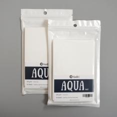 COMBO 02 Giấy vẽ Màu Nước A6 Nabii Aqua Fat 300gsm (16 tờ)