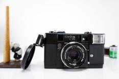 Máy ảnh film Konica C35 AF – BH 1 tháng