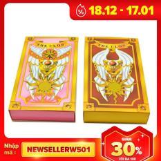 Bộ Bài The Clow Sakura New