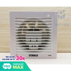 Máy hút mùi gắn tường H100 (25W) – Chính hãng Senko bảo hành 12 tháng – thông gió thoáng mát