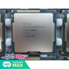 Bộ vi xử lý – Intel® Core™ i5-3470 Processor (6M Cache, 3.20 GHz) ( 4 lõi, 4 luồng) ( Bảo hành 12 tháng ), Tặng quạt CPU ,Keo Tan nhiệt – Hàng Nhập Khẩu