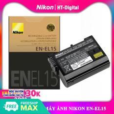 Pin máy ảnh Nikon EN-EL15 cho Nikon D7000 D7100 D800 D800E D600 D610 D810 D7200 V1 D500