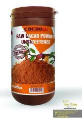 Bộ 2 hũ bột ca cao nguyên chất giảm cân hũ 440g – Cacao4U